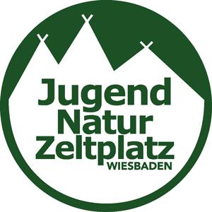 Jugendnaturzeltplatz Wiesbaden Logo